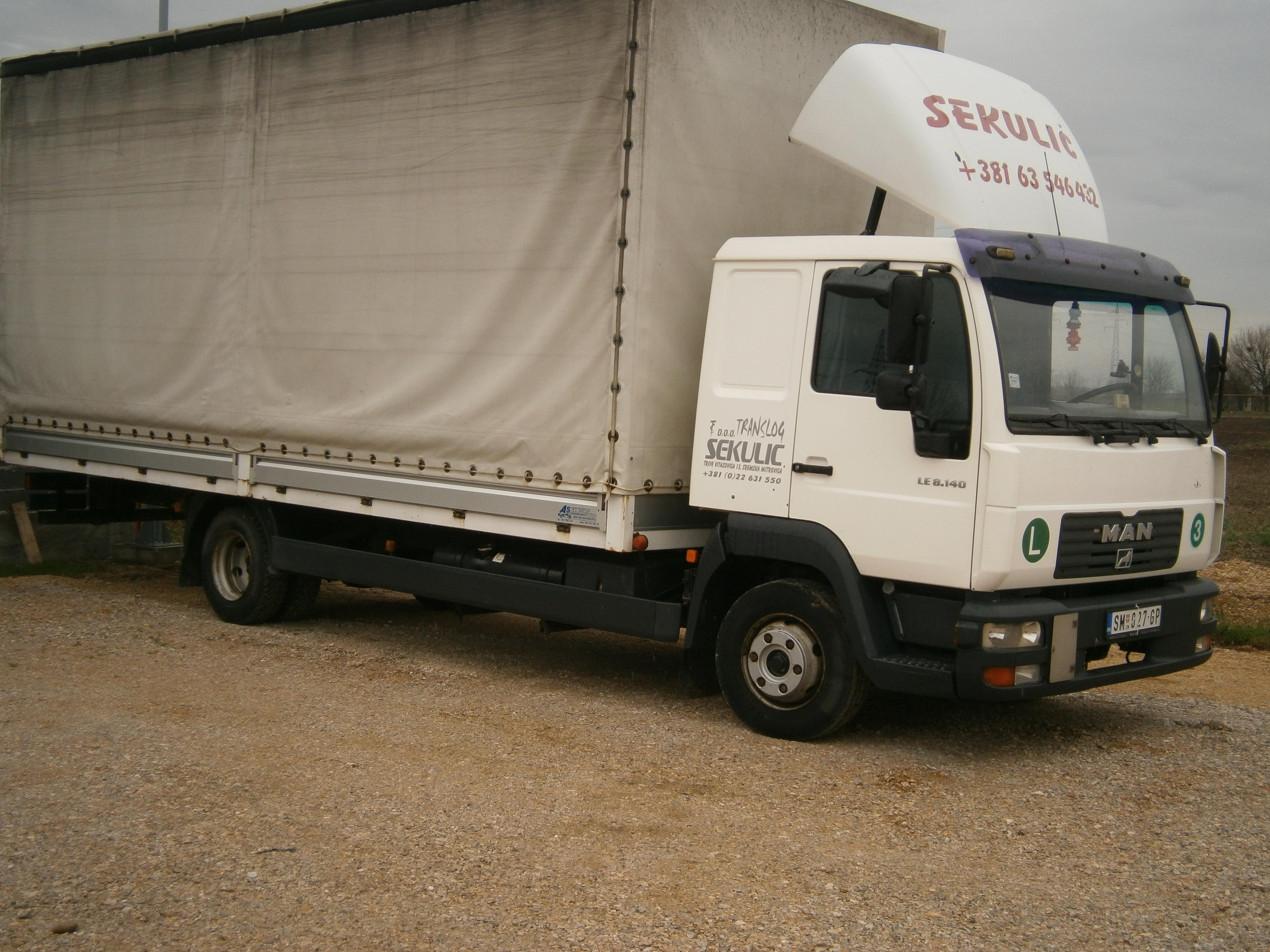 prodaja kamiona srbija