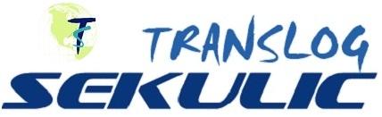 Međunarodni transport špedicija logistika Translog Sekulić doo Srbija Evropa